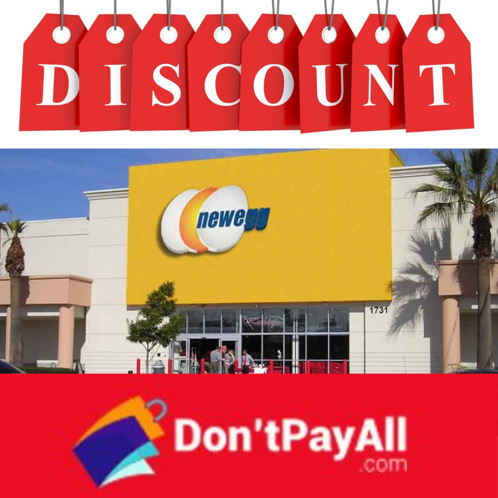 140 off Newegg Coupon, Promo & Discount codes 2020 (With