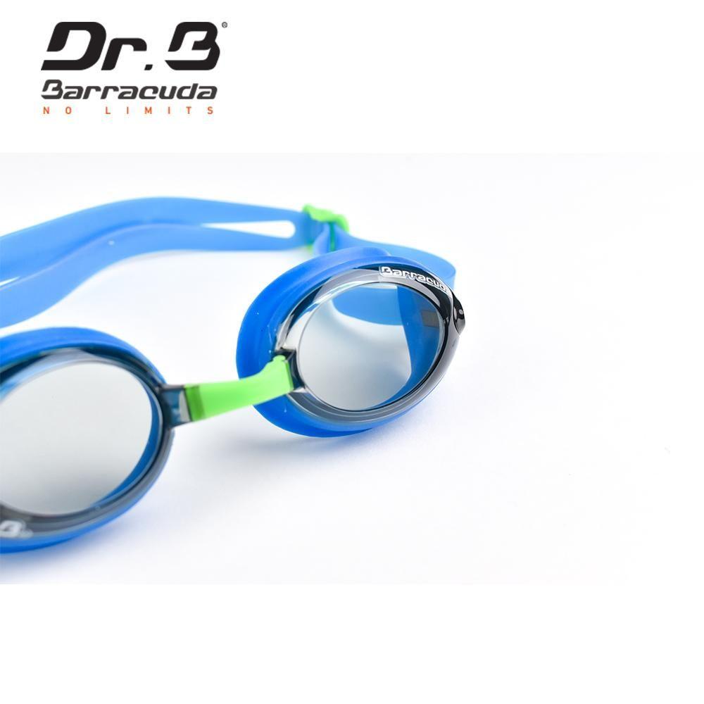 9c72caa164 Dr.B BARRACUDA RX Optical Swim Goggle  92295 (Blue)