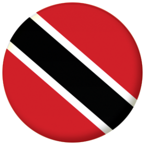 Trinidad And Tobago Country Flag Flag Flags Of The World Pin Button Badges