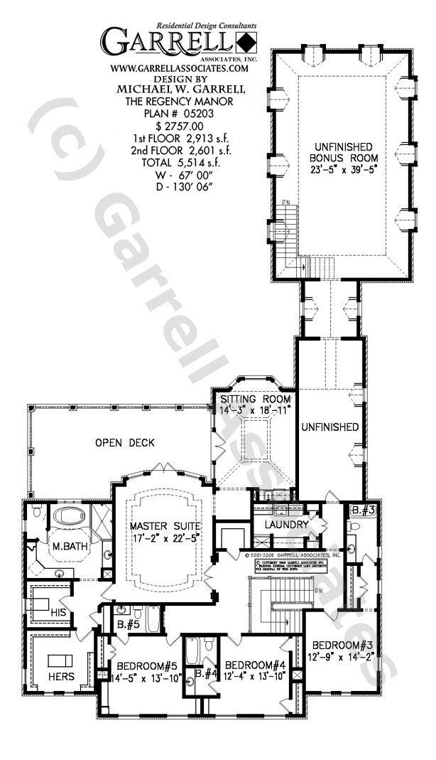 Regency Manor House Plan Classic Revival Plans House Plans Beautiful House Plans Floor Plans