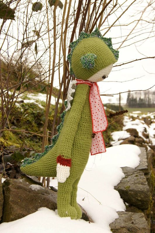 Arthur dragon crochet 09