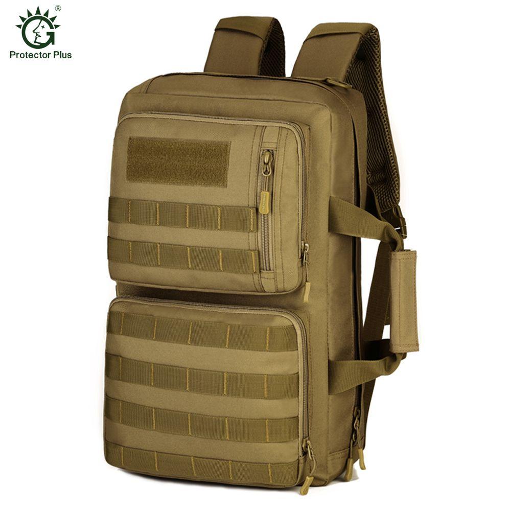 956424a958b Hot Sale Men 35L Tactical Military Army Bag Men Backpack High Quality  Waterproof Nylon Laptop Knapsack