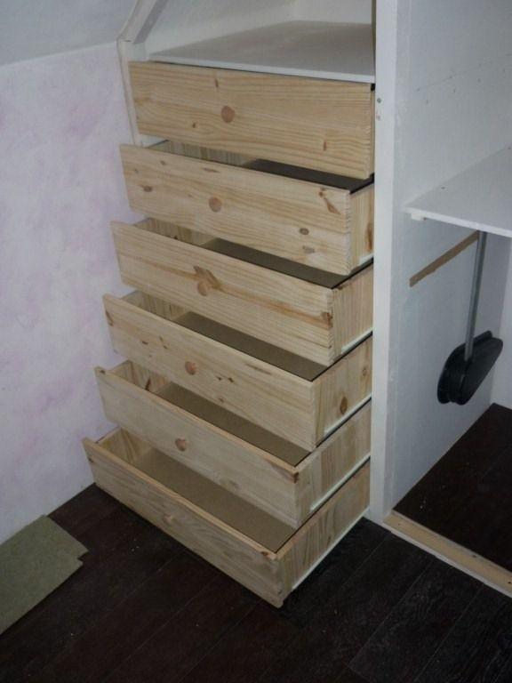 Relativ faire des tiroirs sur mesure soi-même | Bricolage (Intérieur  LW56