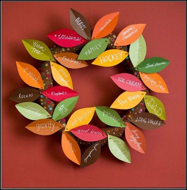 Superior Craft Ideas For Older Kids Part - 11: Thanksgiving Crafts For Older Kids - Crafting : Handiwork Trends #lbg3vLGk6Z