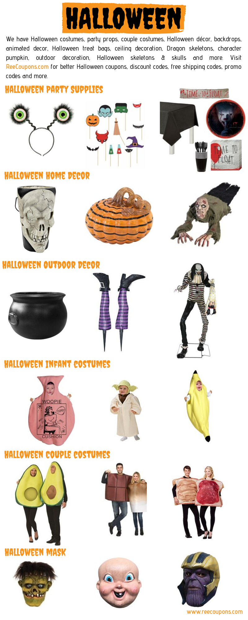 Catch the best Halloween discount Now, You can get