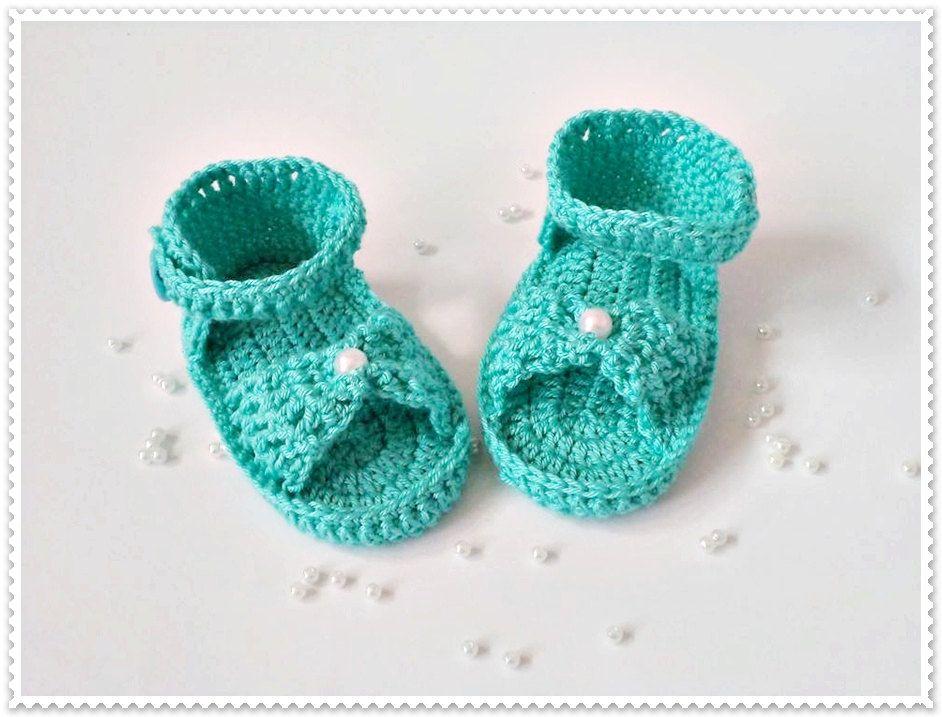 60fe0e0df25937 Blue baby sandles