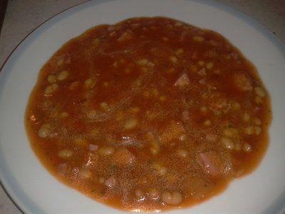 Serbische Bohnensuppe Suppen + Eintöpfe Pinterest Rezepte - serbische küche rezepte