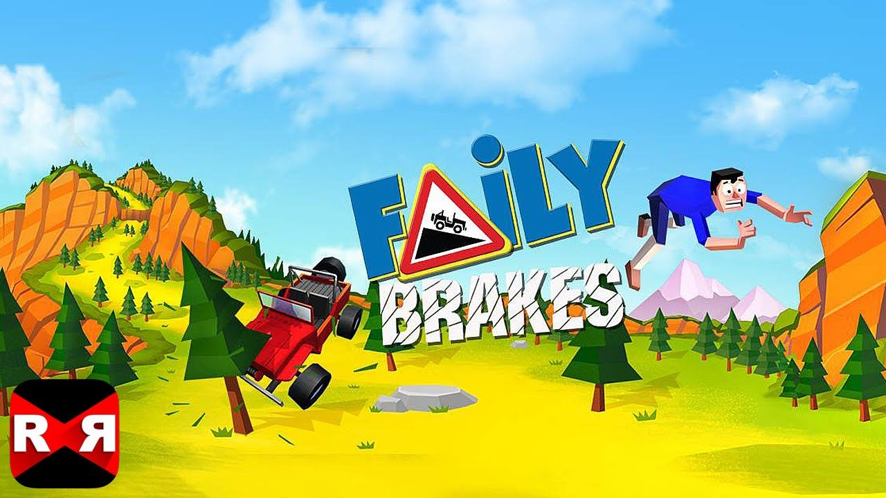 faily brakes u2013 all cars unlocked u2013 ios android u2013 gameplay video