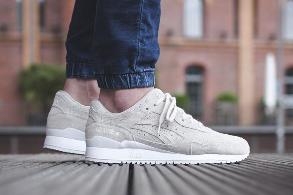 On Foot: Asics Gel Lyte III