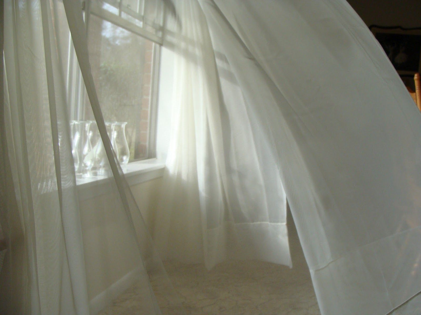 Wind Blowing curtains | The Tomorrow Trunk | Air | Pinterest ... for Window With Curtains Blowing  303mzq