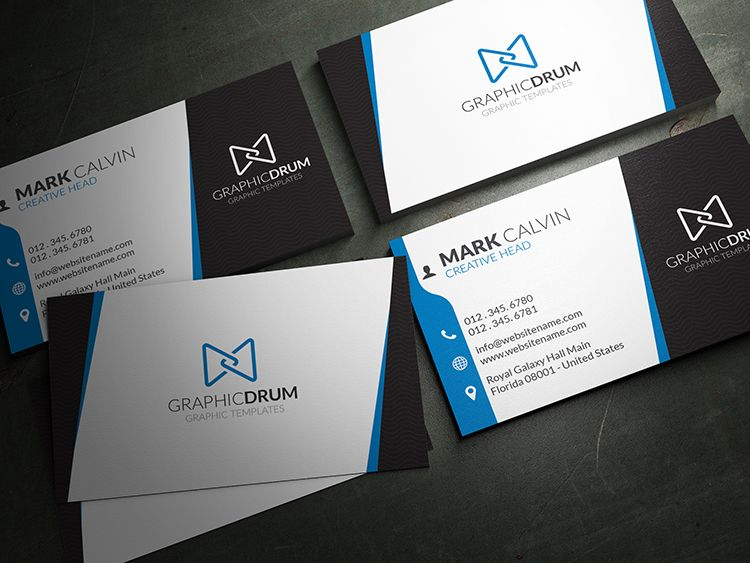 Free business card design 1 pinterest free business free business card design 1 reheart Choice Image