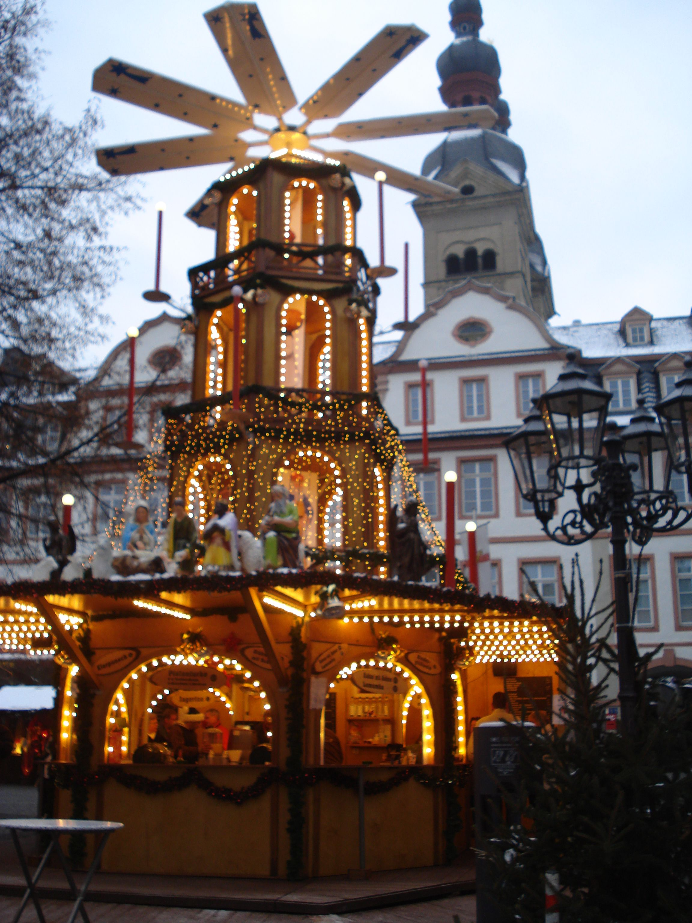 Christmas Markets this booth structure is absolutely
