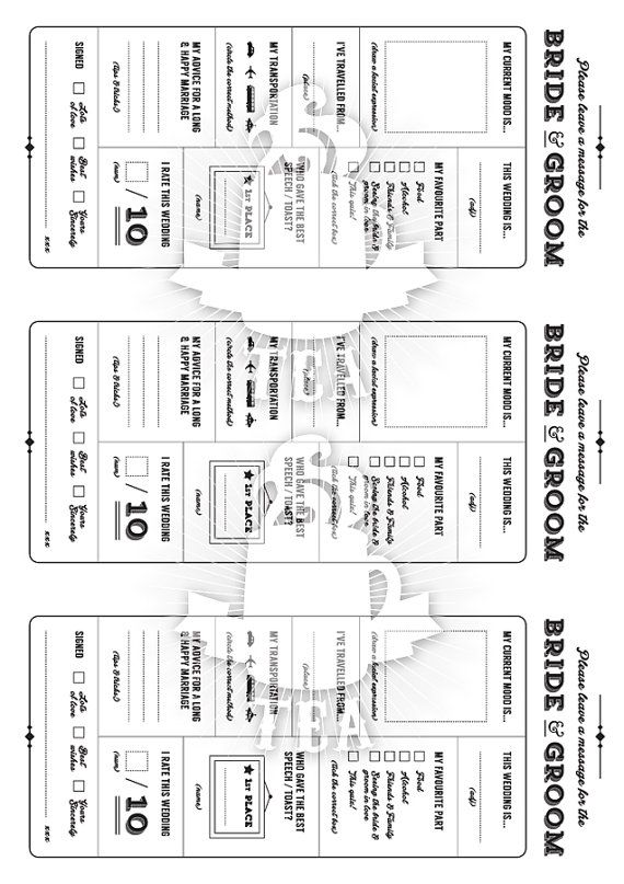 These printable quizzes or surveys are a great alternative idea to - printable surveys
