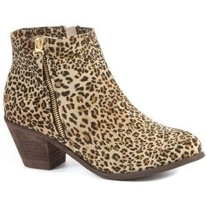 c937d35884c6 leopard boots ankle - Google Search