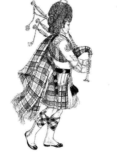 canadian bagpipe links piping graphics art posters illustrations pinterest tattoo and. Black Bedroom Furniture Sets. Home Design Ideas