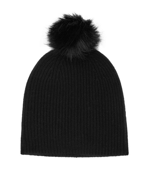 06668dda72d REISS - CLEO KNITTED BOBBLE HAT