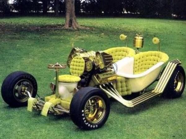 How many of you guys remember the Bathtub Buggy model by MPC? hers's the real one