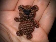 Free Crochet Tutorial - Mini Teddy FreeBook