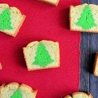 Kerstboomcake ~ Laura's bakery