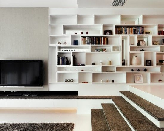 Amazing Bookcase Love This Idea