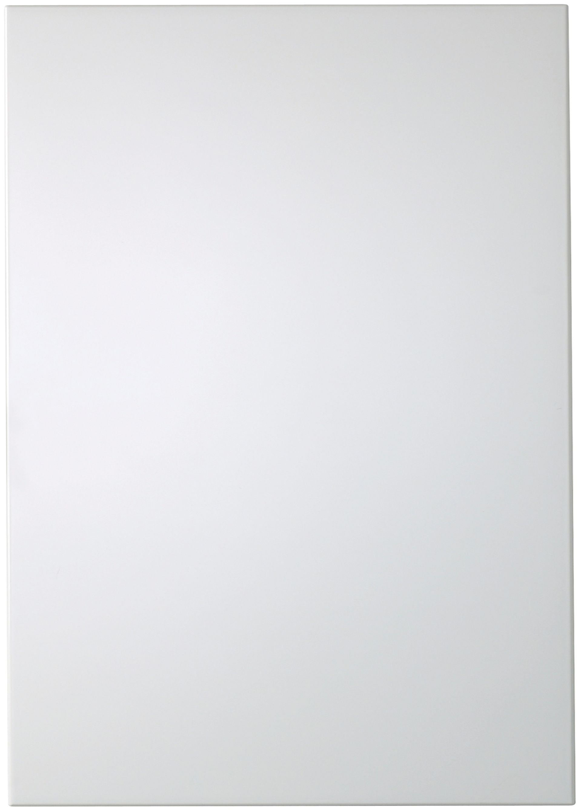 IT Kitchens Santini Gloss White Slab Standard Door (W