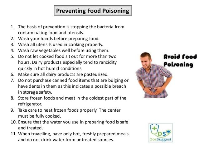 food-poisoning food poisoning Pinterest Food - food poisoning duration