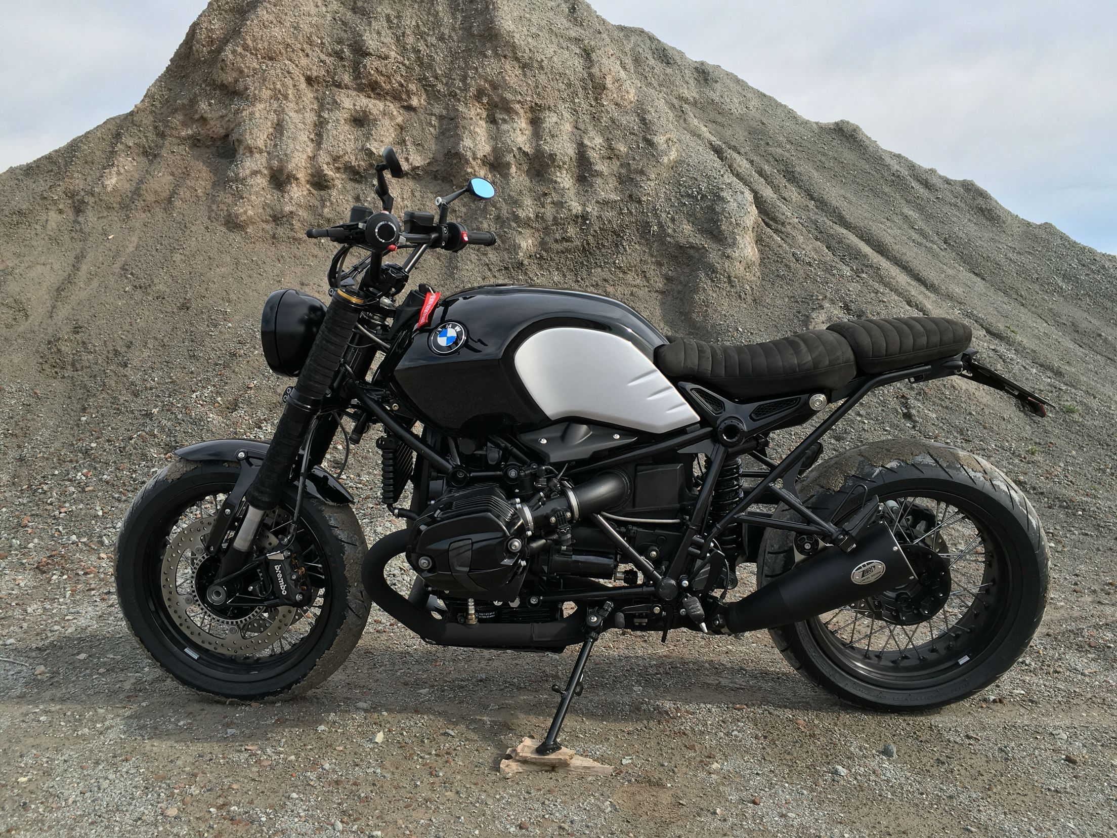 Bmw R Ninet Bmw Motorcycle Bmw Motorcycles