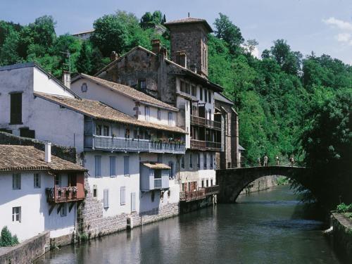Saint Jean Pied De Port Ver Saint Jean Pied De Port France Voyage Com Ciudad Medieval Camino De Santiago Francés Ciudades