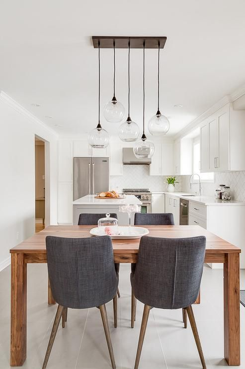 Admirable Charcoal Dining Chairs And Oak Dining Table Placed In This Andrewgaddart Wooden Chair Designs For Living Room Andrewgaddartcom