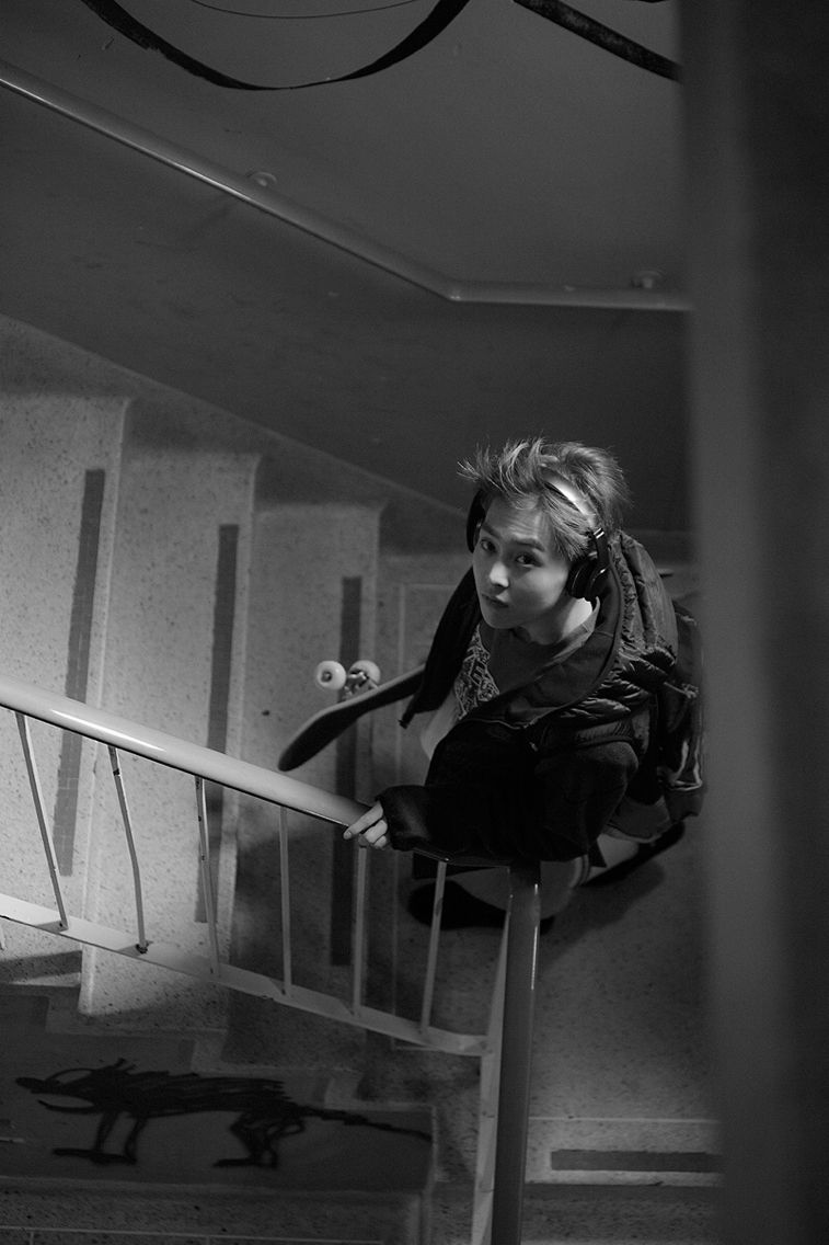 Xiumin minseok Exo pathcode exodus photoshoot teaser comeback 2015
