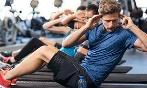 Jährliche Mitgliedschaft in Fitness 19 - Orange (bis zu 65% Rabatt) - Groupo ... -  Einjährige Mitgl...