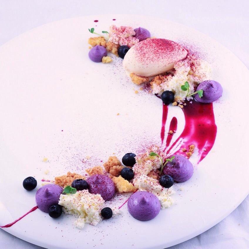 Gourmet food alta cocina molecular minimalista for Cocina molecular postres