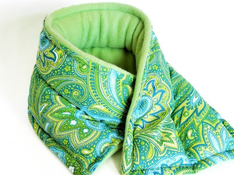 Microwave Neck Wraps Heat Pads Warmer Heating Pad Hot Cold Packs For Treat Yo Self Pinterest Wrap And