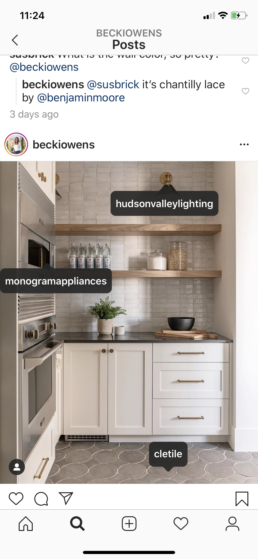 Best Pin By Rebecca N Holmes On Atlanta Kitchen In 2020 With 400 x 300