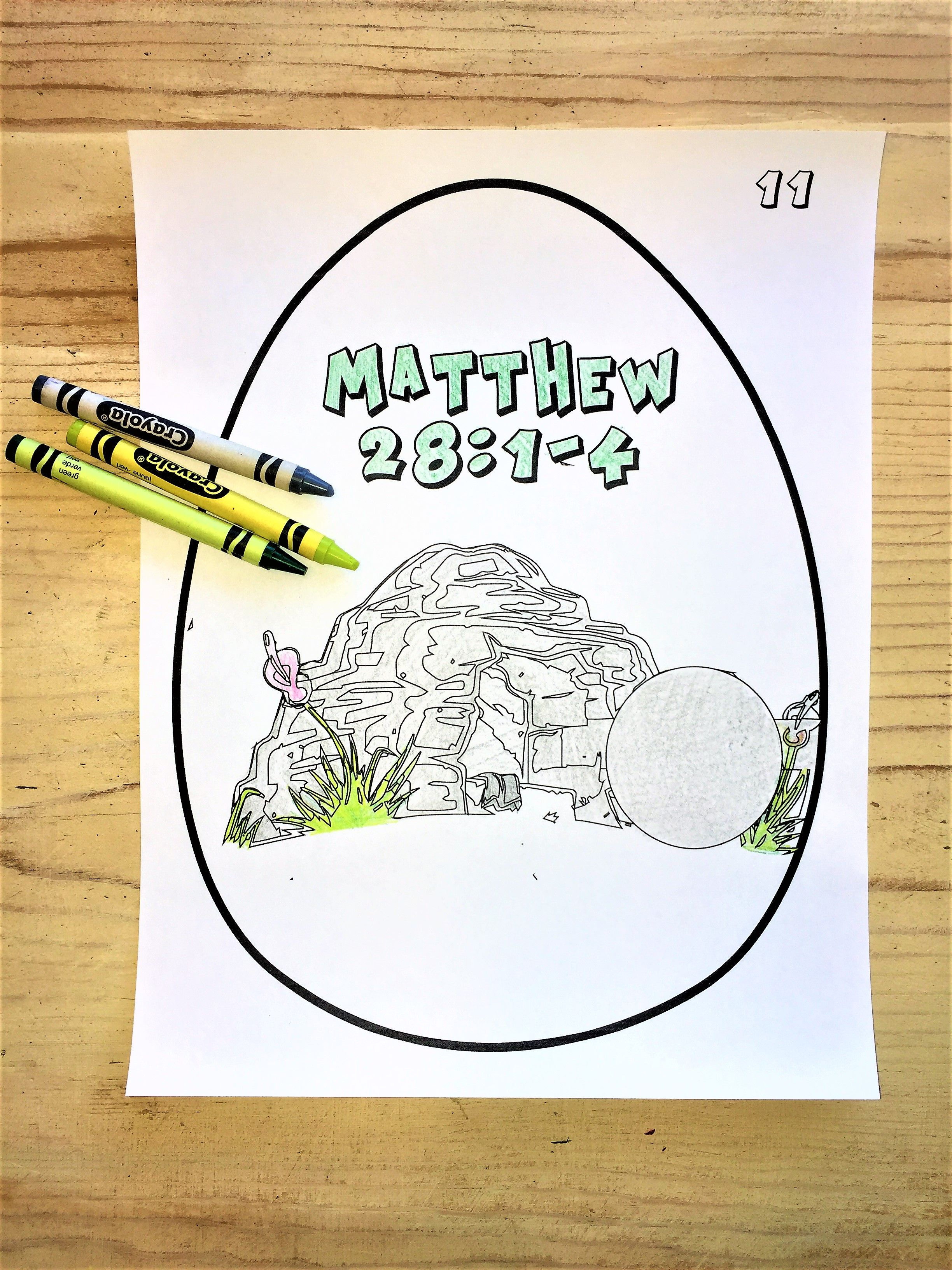 Free resurrection eggs coloring pages resurrection eggs coloring