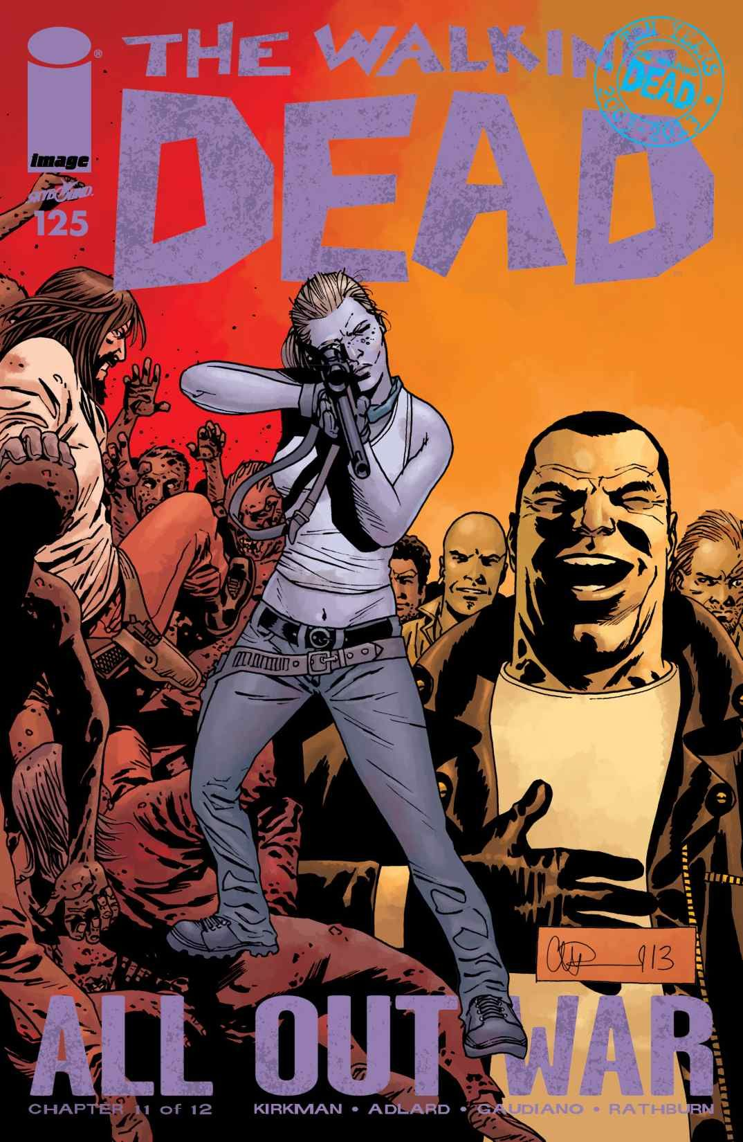 Read Comics Online Free - The Walking Dead - Chapter 125