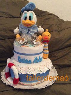 tallerdemaó: tarta de pañales