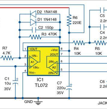 4 Channel Multi Mode Audio Amplifier | pcb1 | Audio amplifier