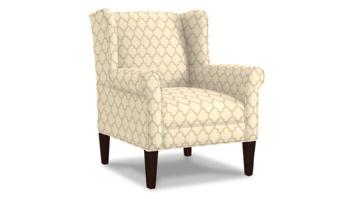 Bassett Accent Chairs U0026 Ottomans Accent Chair 1017 02 At Bassett Furniture    Bassett Furniture