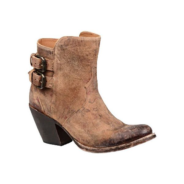 Lucchese Bootmaker Catalina H Toe Bootie (Women's)