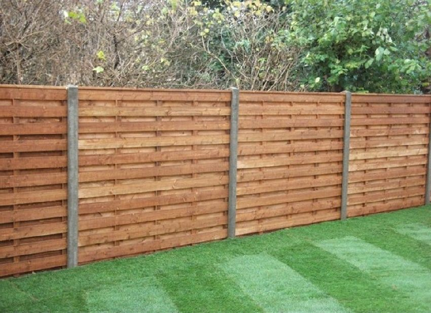 Garden Privacy Fence Panels Wooden