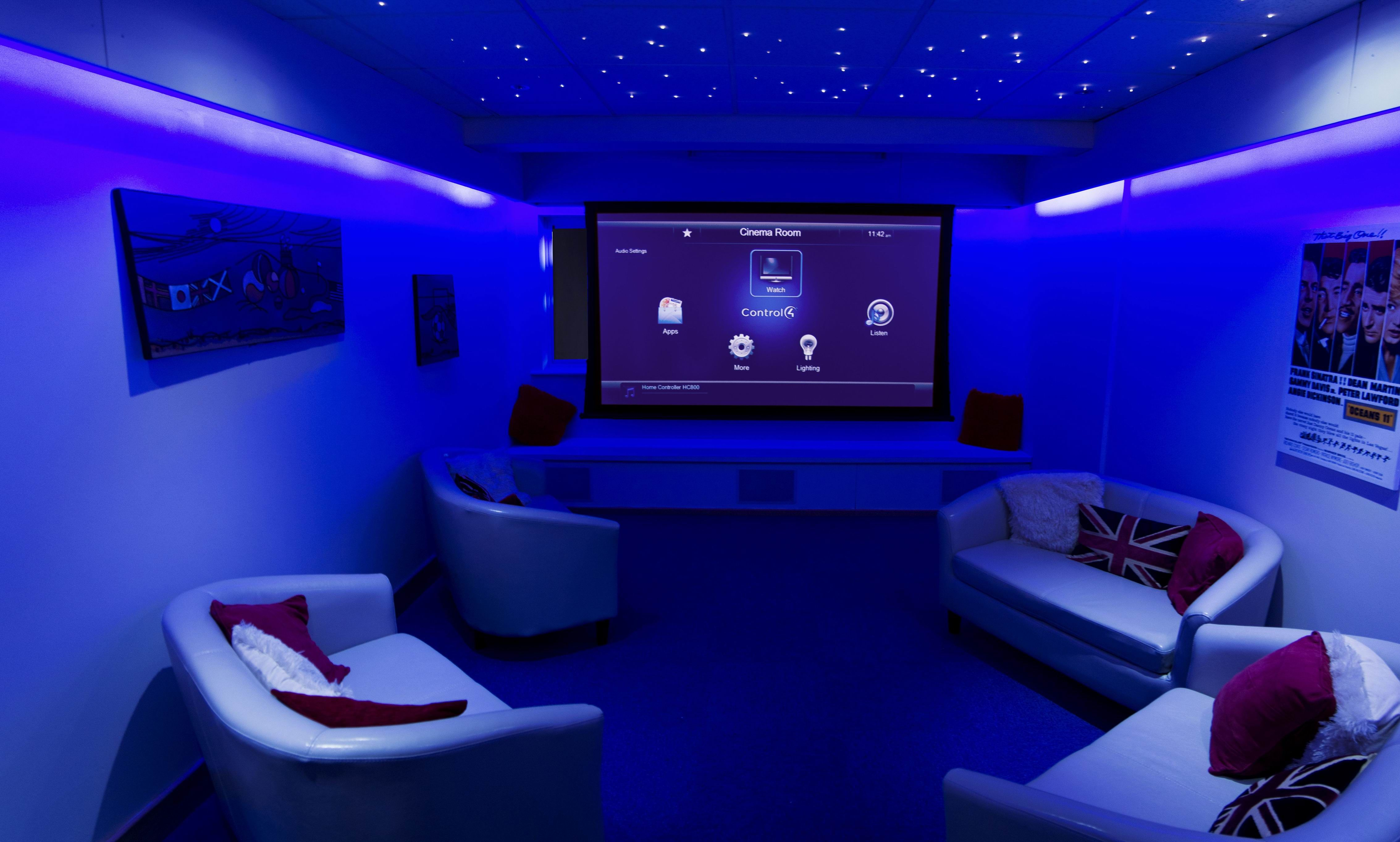 15 Simple Elegant And Affordable Home Cinema Room Ideas Home