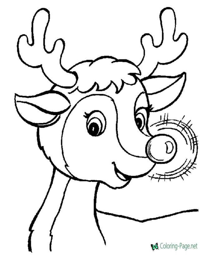 christmas coloring pages | Christmas ideas for Toddlers | Pinterest ...