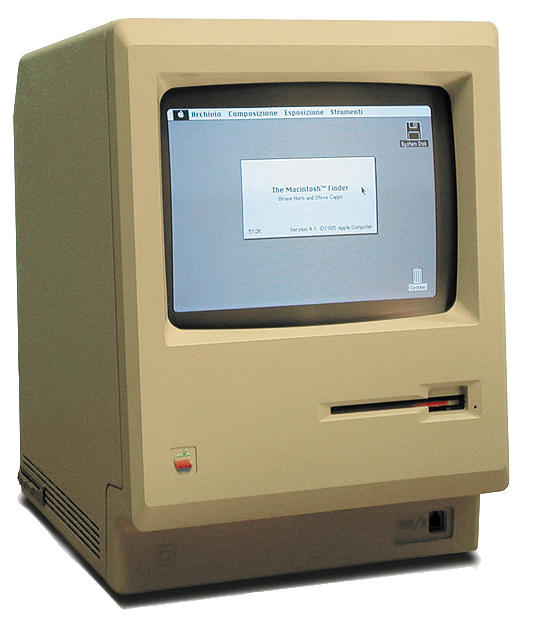 30 Years In 33 Photos A Visual History Of The Apple Mac Apple Macintosh Apple Computer Old Computers