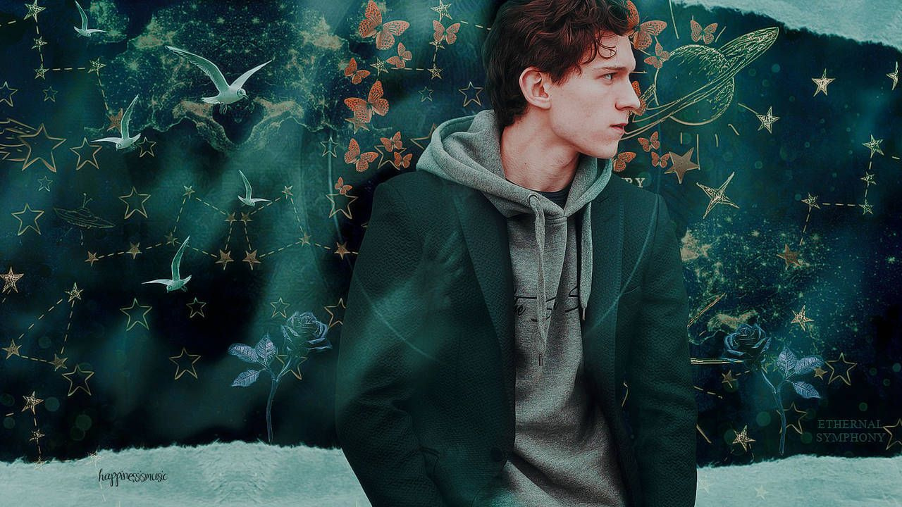 Tom Holland 6 By Happinessismusic On Deviantart Tom Holland Tom Holland Spiderman Holland Hd wallpaper the avengers avengers infinity war spider. tom holland 6 by happinessismusic on