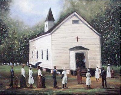 African American Church Clip Art   II. Working Definition ...
