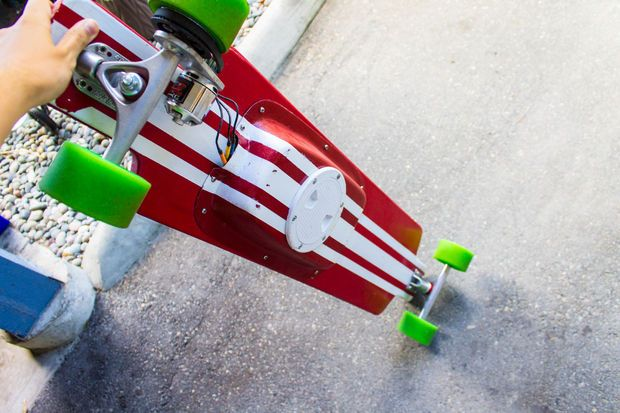 Diy Electric Longboard For 300 Diy Pinterest Electric