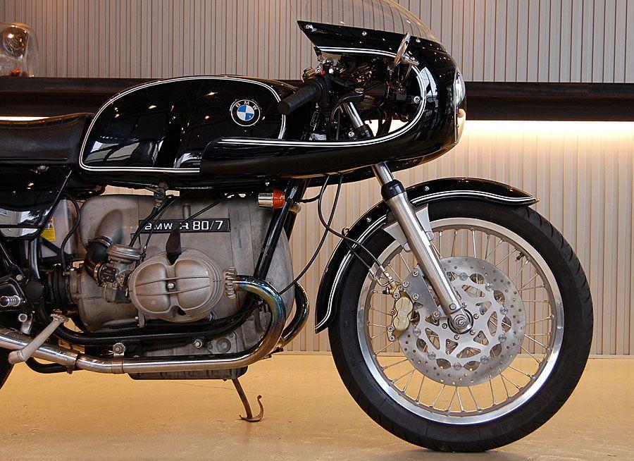 Ritmo Sereno Of Tokyo Bmw R807 Cafe Special Bmw Motorcycles Bmw