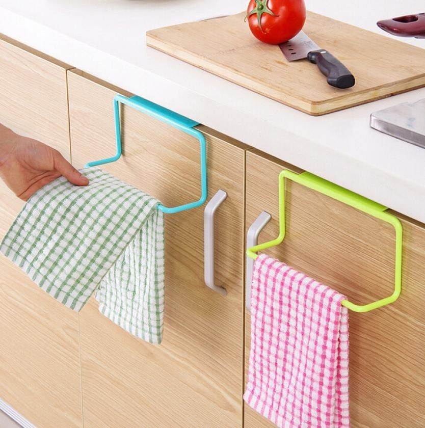 Lovely Over the Cabinet towel Bar