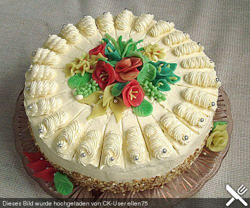 Buttercremetorte von Oma von Maunzi | Chefkoch